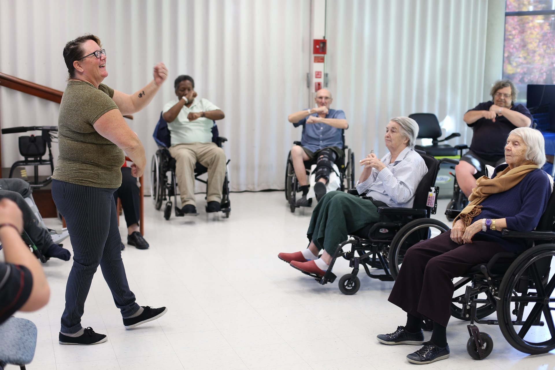 convalescent care - recovery and rehabilitation