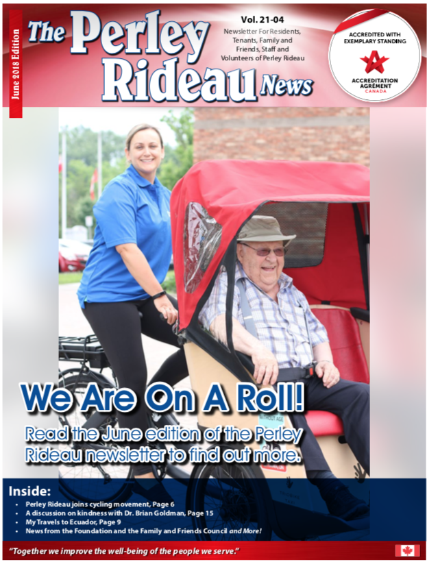 June Edition Cover